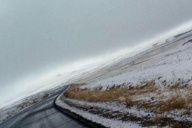 هوای زنجان برف و بارانی میشود