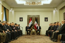 ایران توسعه و امنیت عراق را توسعه و امنیت خود می داند