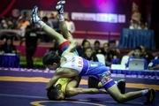 استارت درخشان آزادکاران ایران در رقابتهای نوجوانان جهان