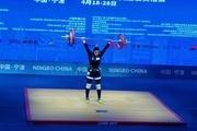 لغو سهمیه وایلدکارتی وزنهبرداری بانوان در المپیک