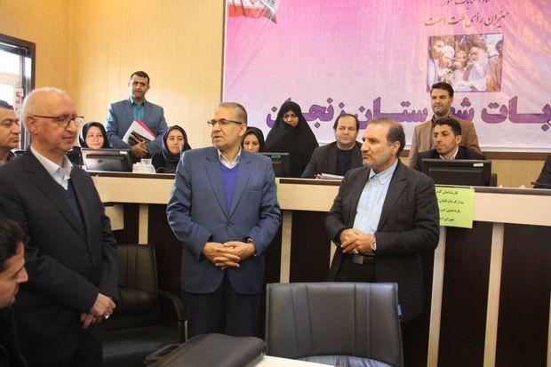 برگزاری باشکوه و سالم انتخابات در سایه رعایت قانون