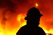 ۶ نفر از حریق آپارتمان مسکونی در شاندیز نجات یافتند