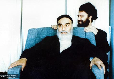 امام در نامه خود، حاج احمدآقا را چگونه خطاب کرده و بر مراقبت از چه کسی تاکید کرده اند؟
