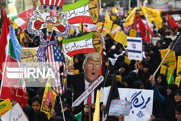 آیین ملی ۱۳ آبان نماد استکبارستیزی ملت ایران است