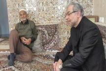 دیدار دستیار وزیرخارجه با خانوادههای شهدای افغانستانی سانحه هواپیمای اوکراینی