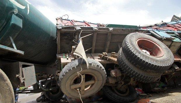 آمار مرگ ناشی از تصادفات در مازندران پنج درصد کاهش یافت