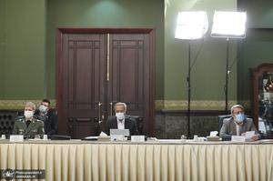 جلسه ستاد ملی مقابله با کرونا -17 مهر