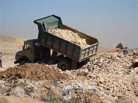 ستاد ساماندهی خاک و نخالههای ساختمانی در کاشمر تشکیل شد