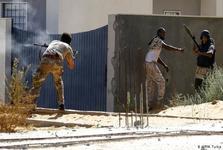 مخالفت با استقرار  نیروهای حافظ صلح در لیبی