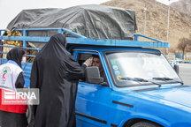 هلال احمر خراسان شمالی ۱۳۰ هزار نفر را غربالگری کرد