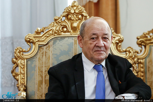 فرانسه تهدید به بازگشت تحریمهای هستهای علیه ایران کرد