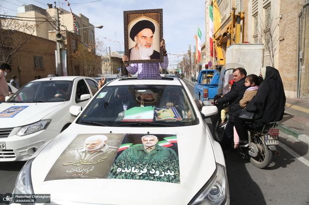 مقایسه قطعنامه راهپیمایی 22 بهمن 99 با 10 سال گذشته