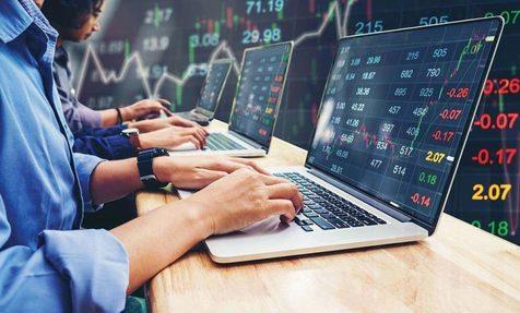 نقشه بازار سهام بر اساس ارزش معاملات / بورس، هفته جدید را با نشاط آغاز کرد