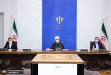 روحانی: دشمن عصبانی است