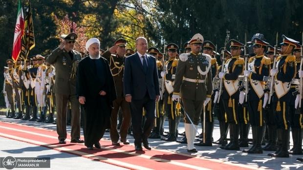 روحانی: روابط اقتصادی ایران و عراق به حدود 12 میلیارد دلار میرسد