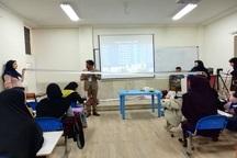 دوره بین المللی آموزش ستاره شناسی ایران در بوشهر برگزار شد