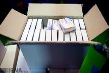 ۸۷ هزار قلم داروی غیرمجاز در گنبدکاووس کشف شد