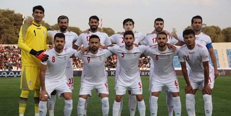 صعود 3 پلهای فوتبال ایران در تازهترین رده بندی فیفا