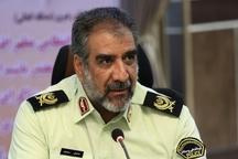 سارقان 31 دستگاه خودرو در البرز روزانه زندان شدند