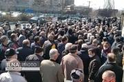 بازنشستههای کارگری در استانهای مختلف تجمع کردند/ درخواست برای همسانسازی حقوق بازنشستگان + تصاویر