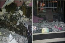 آتش سوزی مدرسه در محمودآباد خسارت جانی نداشت