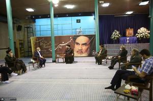 دیدار وزیر آموزش و پرورش با سید حسن خمینی
