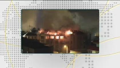 آتش بر جان یک از قدیمیترین بیمارستان های کشور