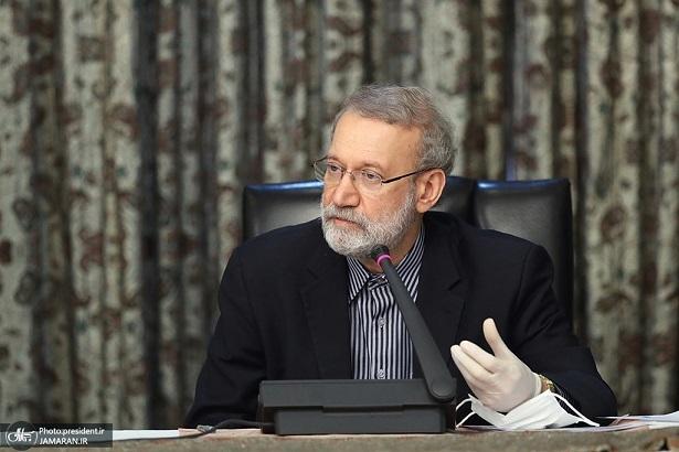 پیام علی لاریجانی به جوانان پس از انتخابات 1400