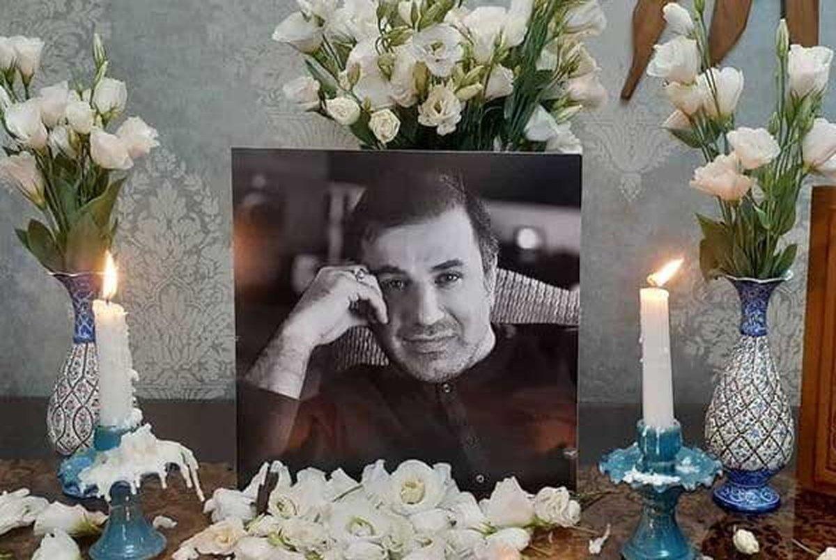 نخستین تصویر از سنگ مزار زندهیاد علی سلیمانی