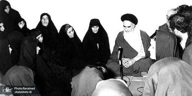 امام خمینی چگونه از حقوق زنان دفاع می کرد؟