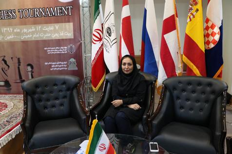 استاد بزرگ شطرنج ایران: رقابت های جام آفتاب به عنوان بهترین مسابقات شطرنج سال 96 از لحاظ کیفی رقم خورد