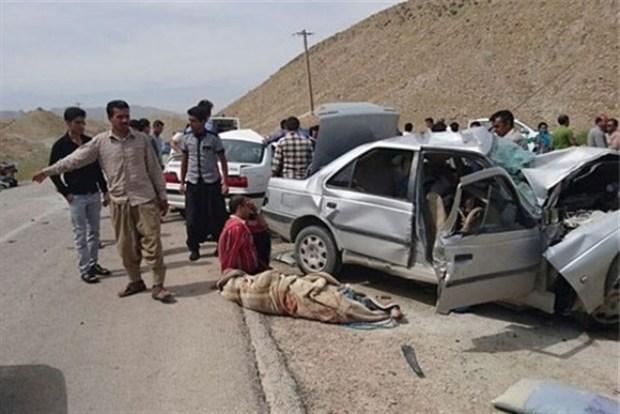 واژگونی خودرو پژو پارس در عسلویه ٣ کشته و مصدوم برجای گذاشت