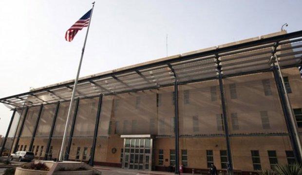 آشفتگی در سفارت آمریکا در بغداد