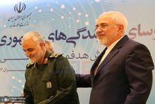 ظریف فاش کرد: همکاری با سردار سلیمانی در زمان حمله آمریکا به عراق
