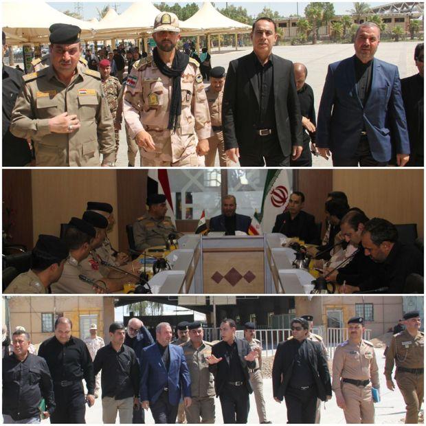 لزوم تقویت شبکه اینترنت در مرز زرباطیه عراق