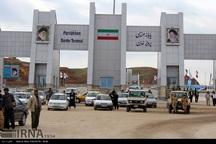 صادرات کالا در مرز پرویزخان 24 ساعته می شود