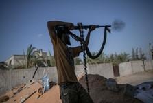 کشته شدن 15 نظامی ترکیه در لیبی