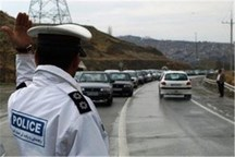 طرح نوروزی پلیس راه در جاده های خراسان رضوی آغاز شد