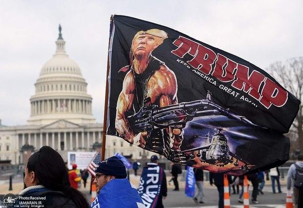 انتقال قدرت از ترامپ به بایدن