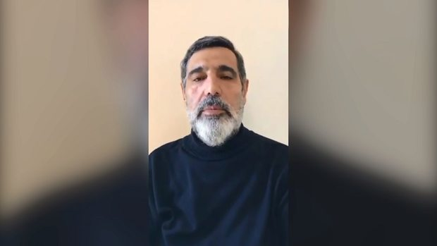 هویت خانمی که همراه قاضی منصوری بود فاش شد!