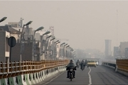 افزایش آلایندهها و  یخبندان پیشروی البرزیها