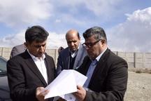 استاندار البرز از محل ایجاد اردوگاه ماده 16 استان بازدید کرد