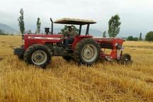 تشکیل 1165پرونده خرید ماشین های کشاورزی در گلستان