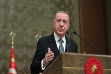 اردوغان از اعزام نظامیان ترک به لیبی خبر داد