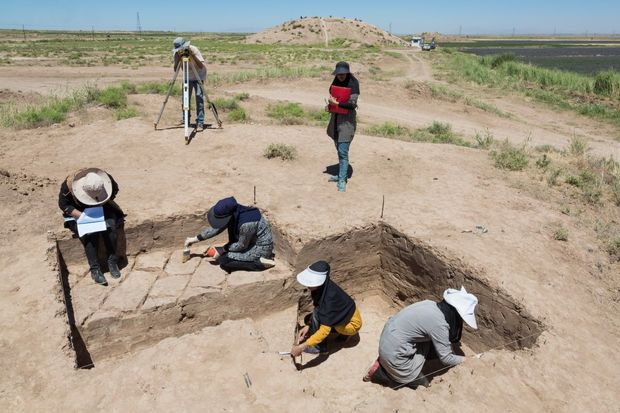 نیشابور شهر چند هزار ساله بدون موزه