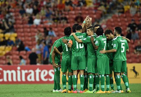 پاداش عراق برای برد مقابل امارات
