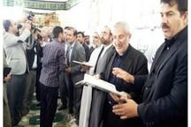 700سند املاک علوی در ایلام و کرمانشاه اهدا شد