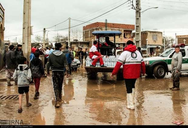 کمک های مردمی در کرمان برای سیل زدگان شمال کشور جمع آوری می شود