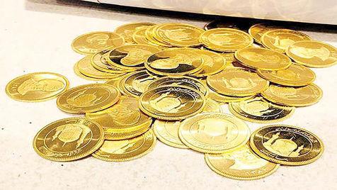 چرا قیمت سکه ارزان شد؟