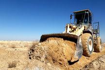 ۲۷۳ هکتار از اراضی ملی جنوب کرمان رفع تصرف شد